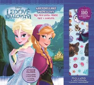 autora nemá – Ledové království - Arendellské princezny