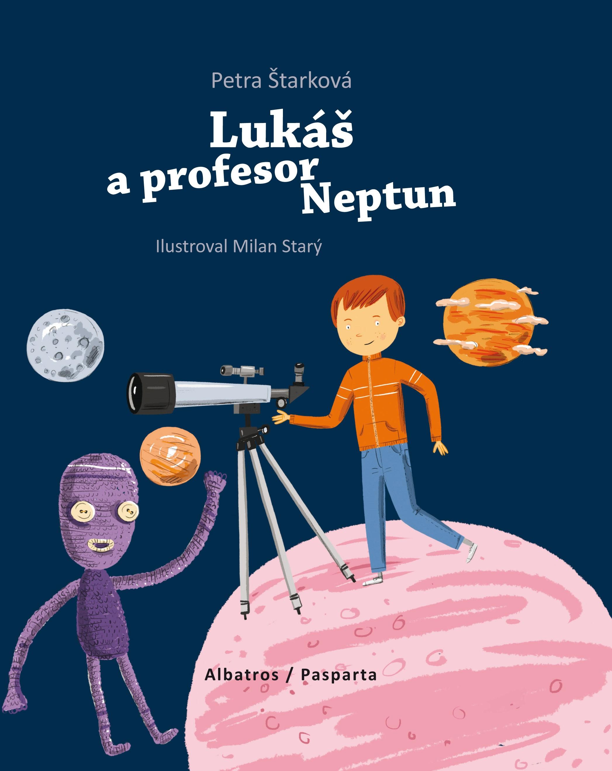 Lukáš a profesor Neptun