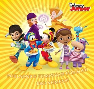 Disney Junior - Pokladnice filmových pohádek pro nejmenší | kolektiv