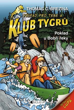 Klub Tygrů - Poklad u Bobří řeky