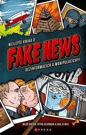 Nejlepší kniha o fake news!!!