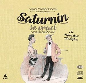 Saturnin se vrací (audiokniha) | Mirek Vladyka, Miroslav Macek