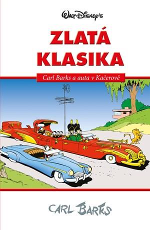 Disney Zlatá klasika Carl Barks