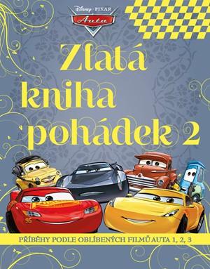 Auta - Zlatá kniha pohádek 2