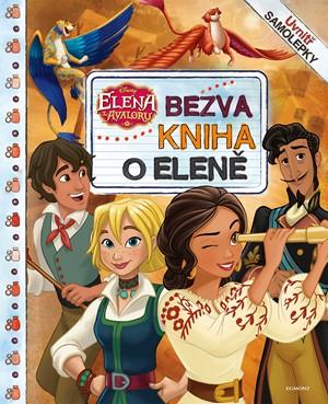 Elena z Avaloru - Bezva kniha o Eleně