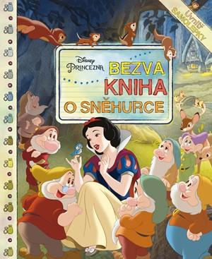 Princezna - Bezva kniha o Sněhurce