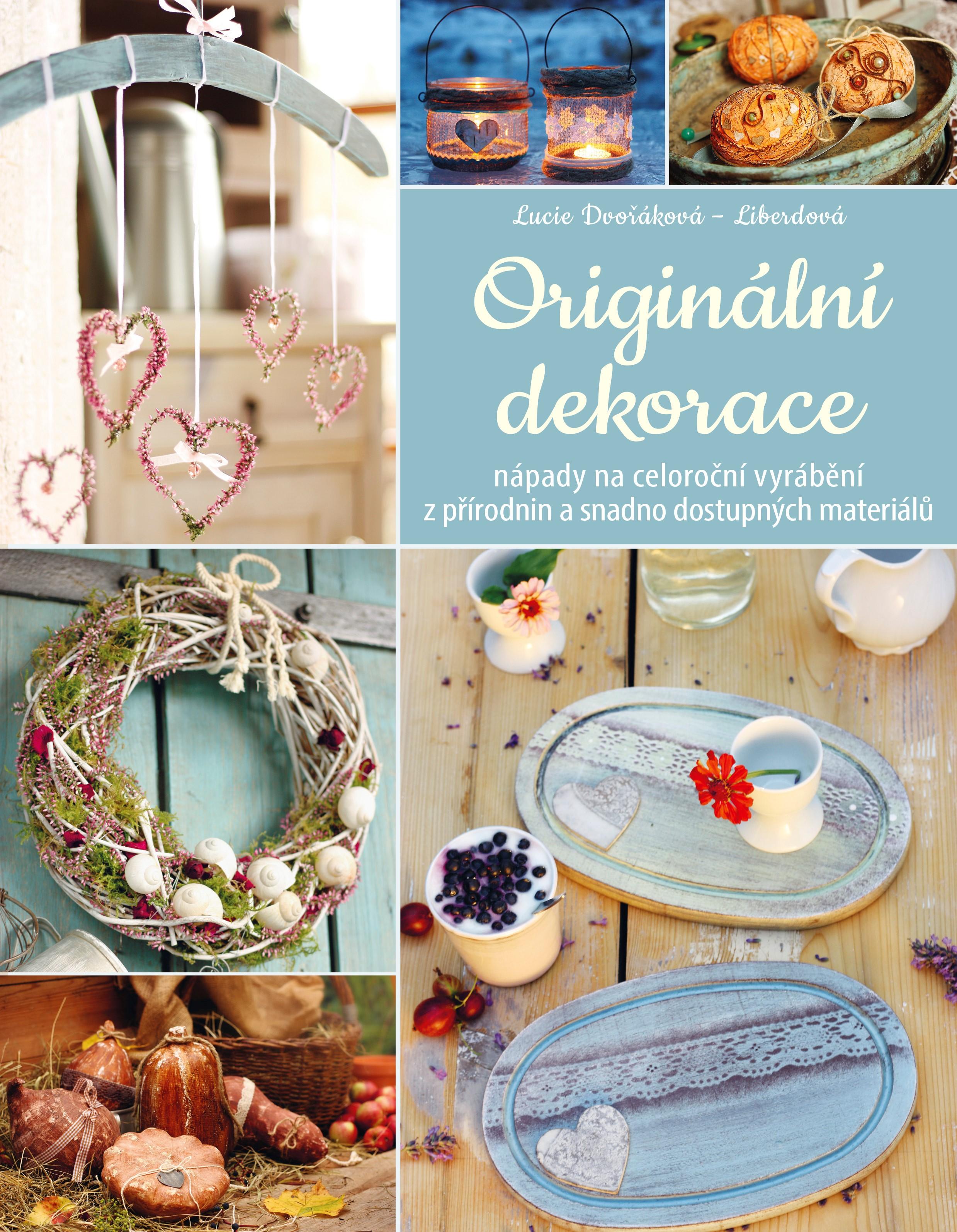 Originální dekorace | Lucie Dvořáková