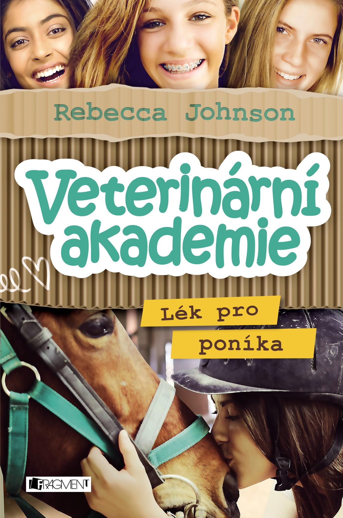 Veterinární akademie – Lék pro poníka