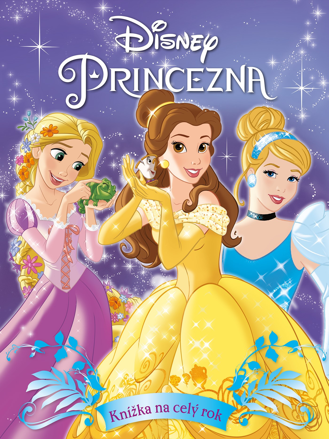Princezna - Knížka na celý rok | nemá autora