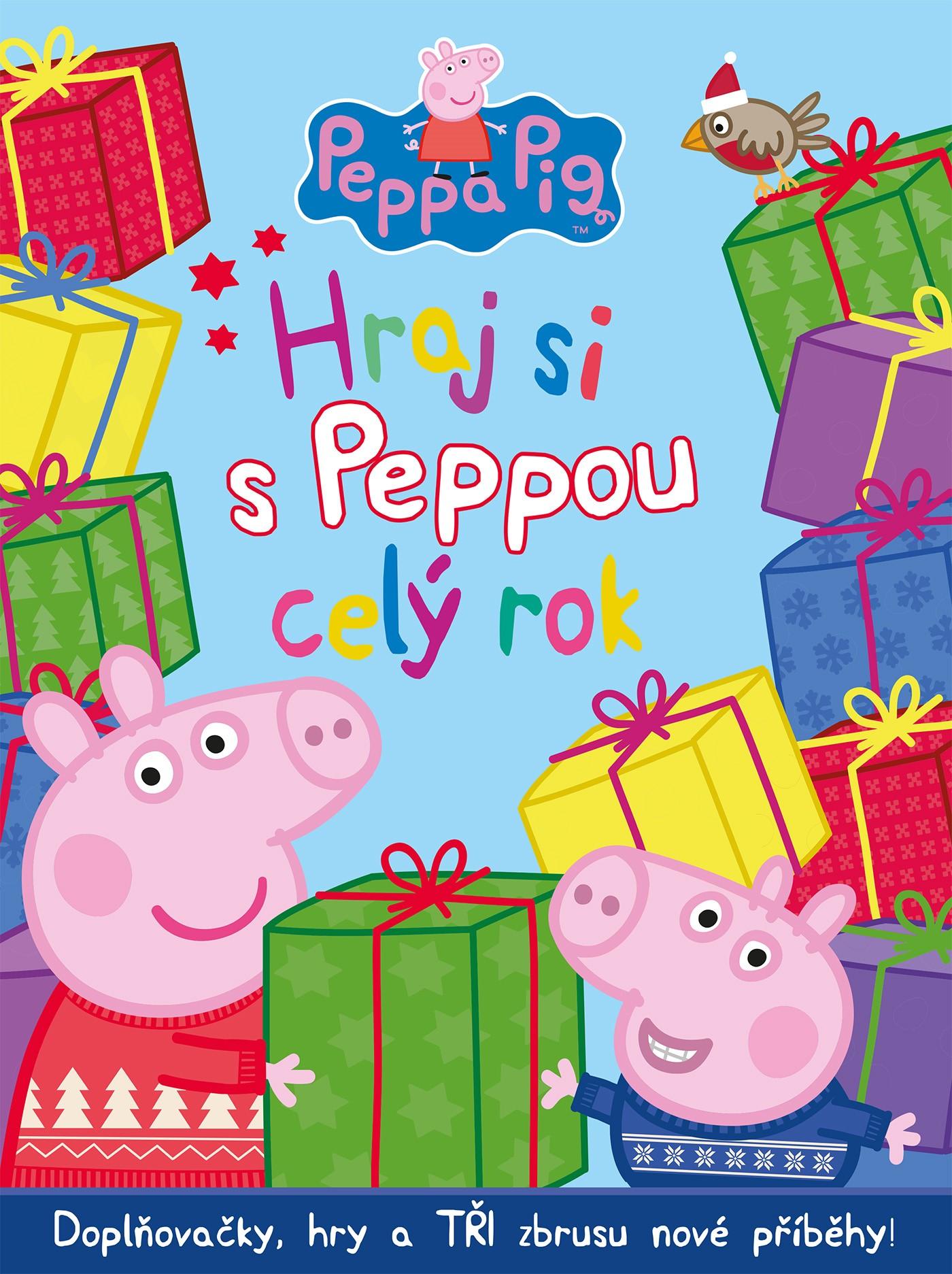 Peppa Pig - Hraj si s Peppou celý rok