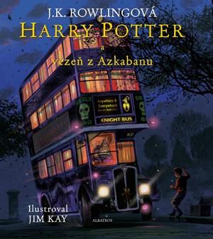 Harry Potter a vězeň z Azkabanu – ilustrované vydání