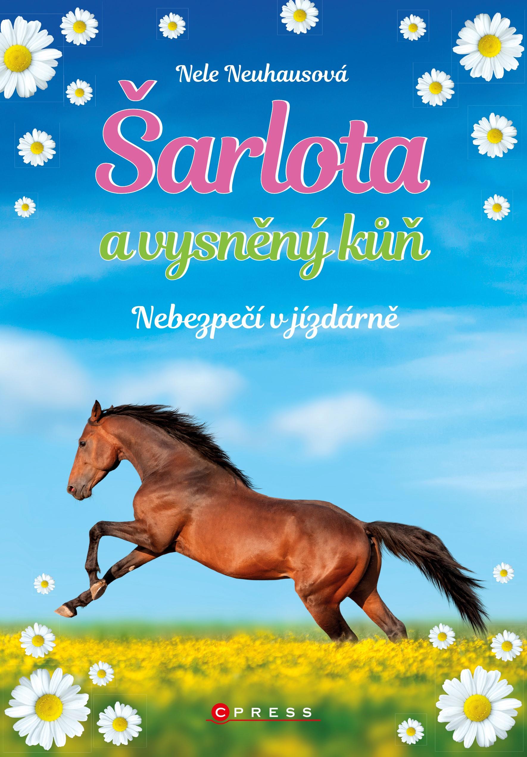 Šarlota a vysněný kůň 2: Nebezpečí v jízdárně
