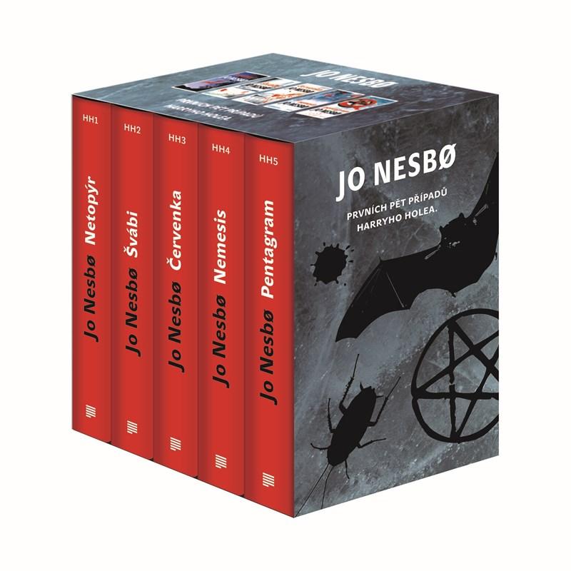 Jo Nesbo box | Jo Nesbo