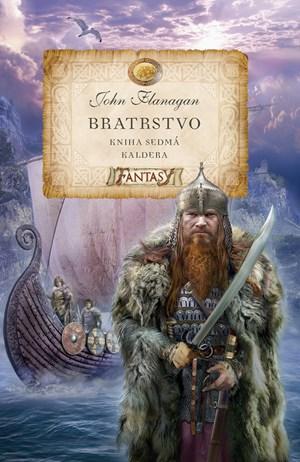 Bratrstvo - Kniha sedmá - Kaldera | John Flanagan