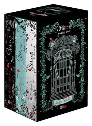 Stříbrné knihy snů – Box 1-3