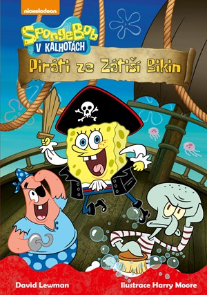 SpongeBob: Piráti ze Zátiší Bikin