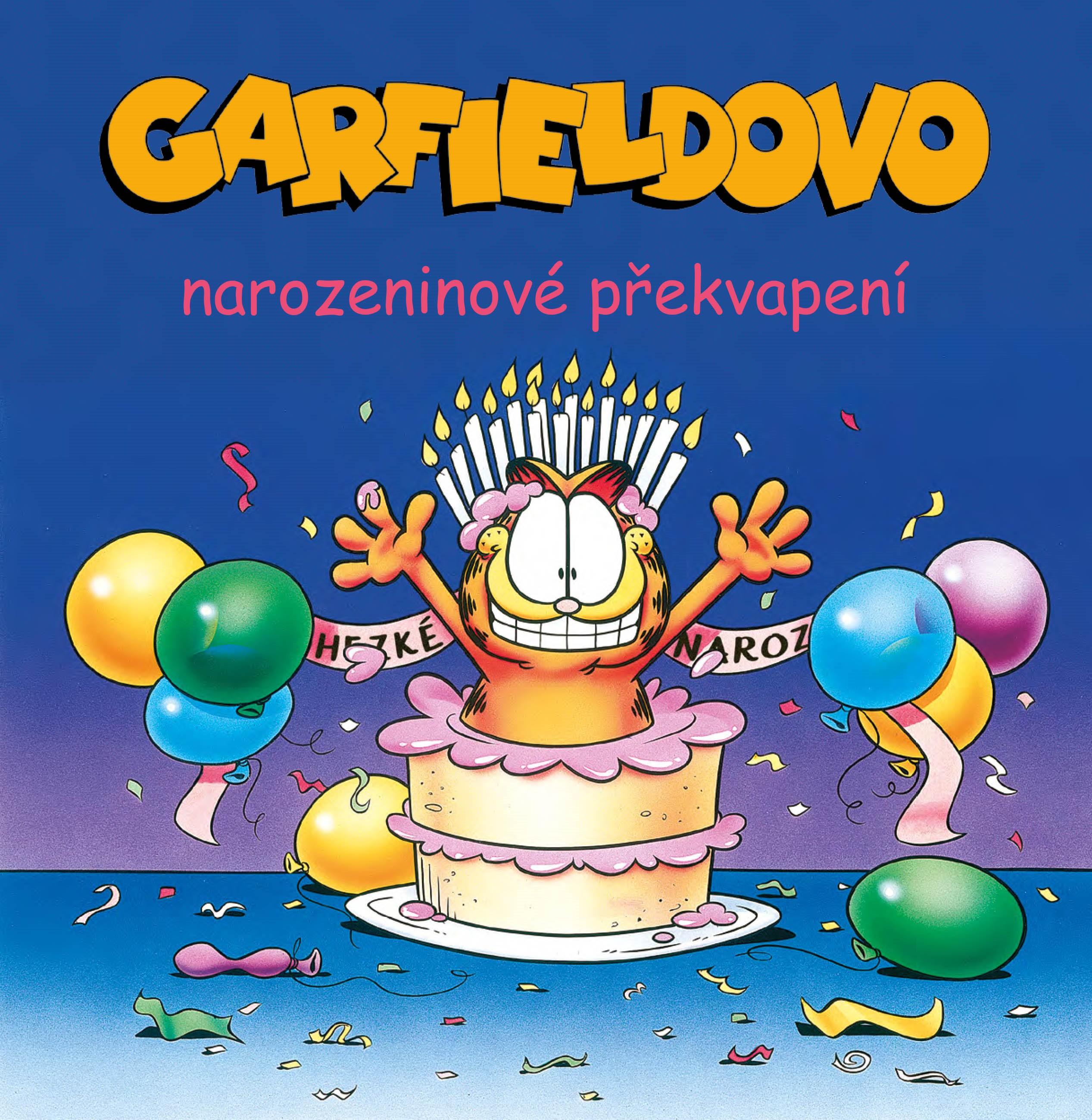 Garfieldovo narozeninové překvapení