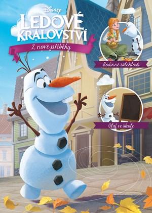 Ledové království - 2 nové příběhy
