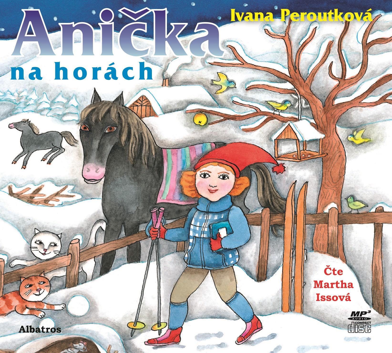 Anička na horách (audiokniha pro děti)