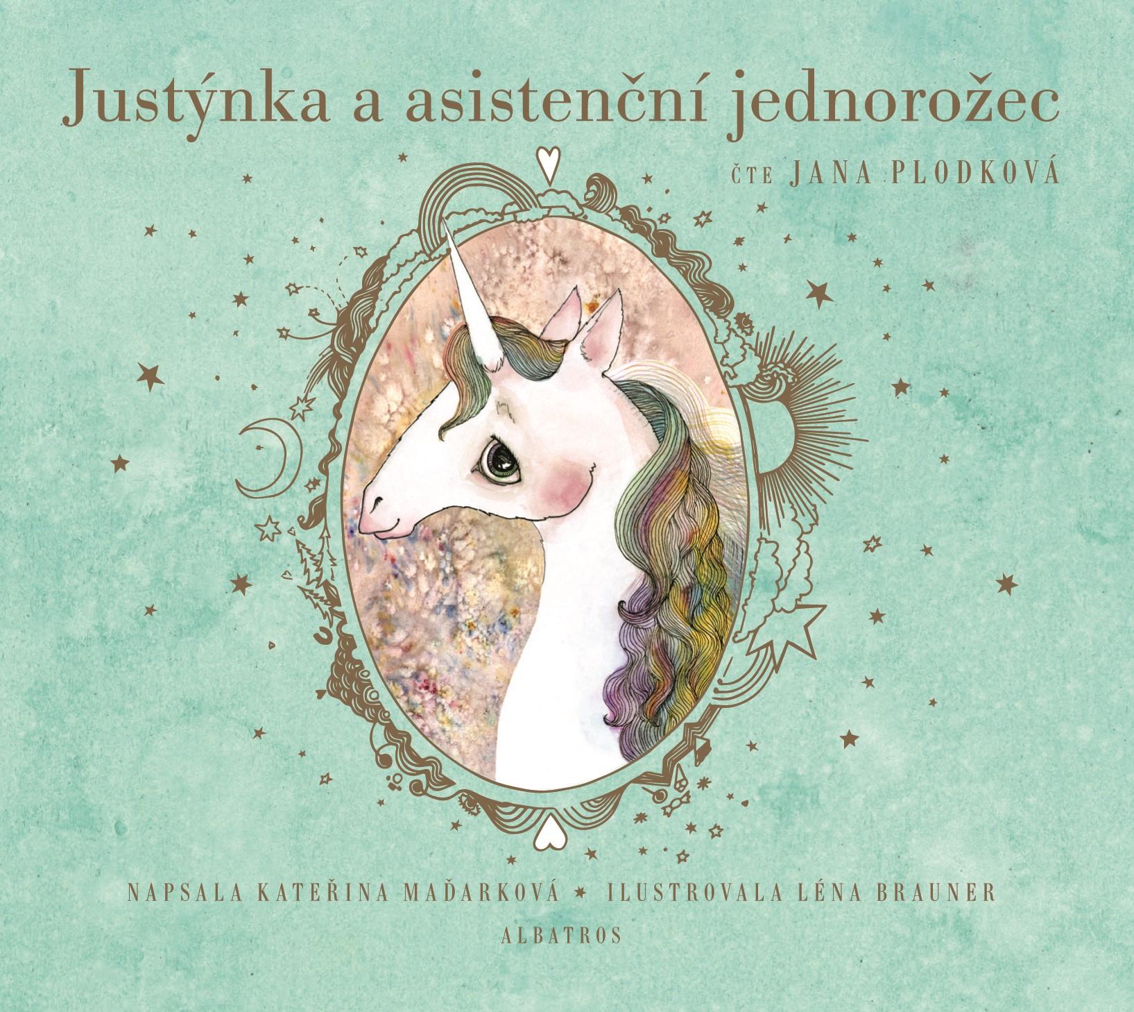 Justýnka a asistenční jednorožec (audiokniha pro děti)