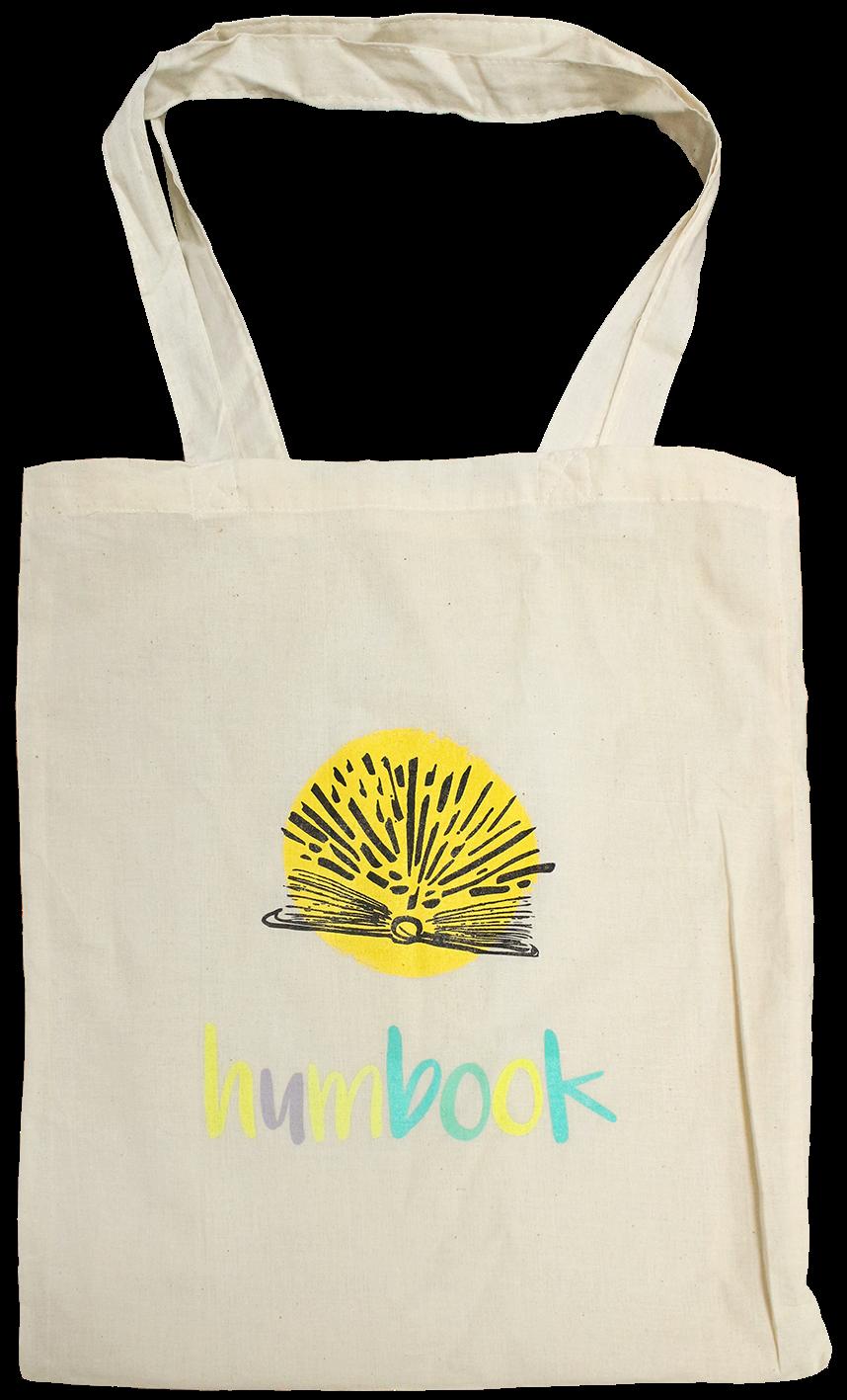 Humbook 2017 - plátěná taška  