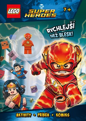 LEGO® DC Super Heroes: Rychlejší než blesk!   kolektiv