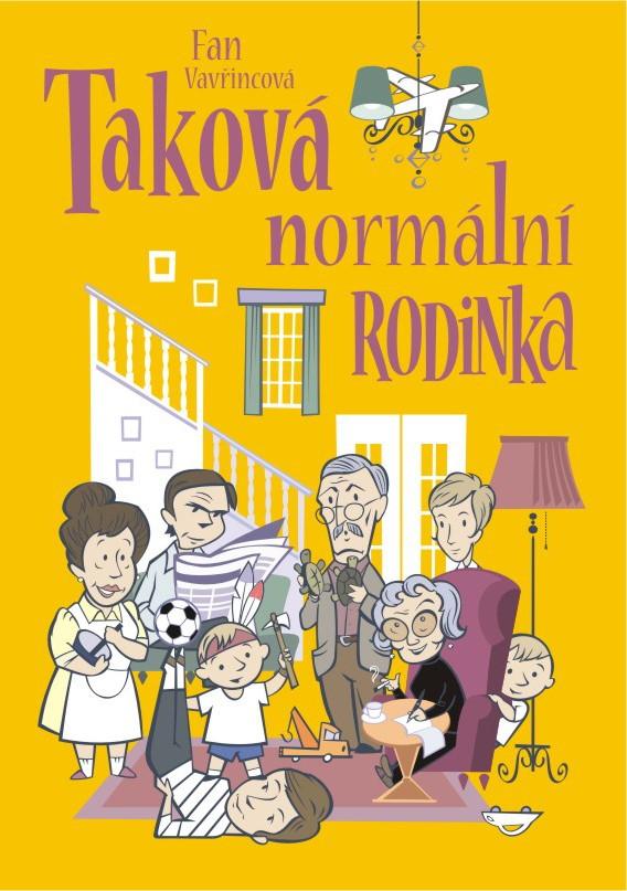 Taková normální rodinka | Fan Vavřincová