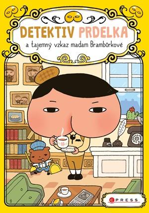 Detektiv Prdelka a tajemný vzkaz madam Brambůrkové