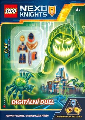 LEGO® NEXO KNIGHTS Digitální duel