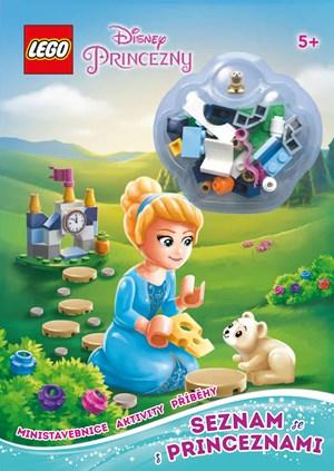 LEGO® Disney Princezny™ Seznam se s princeznami | kolektív