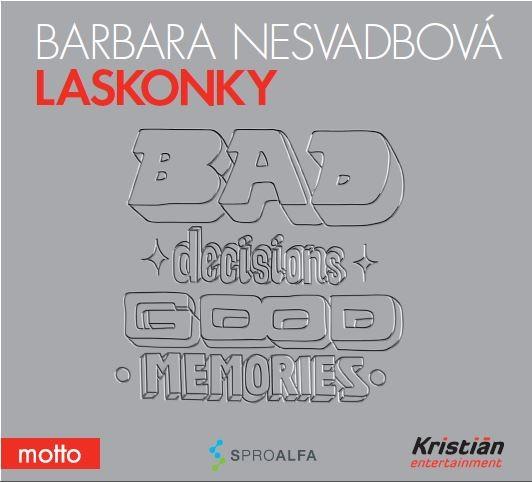 Laskonky (audiokniha)