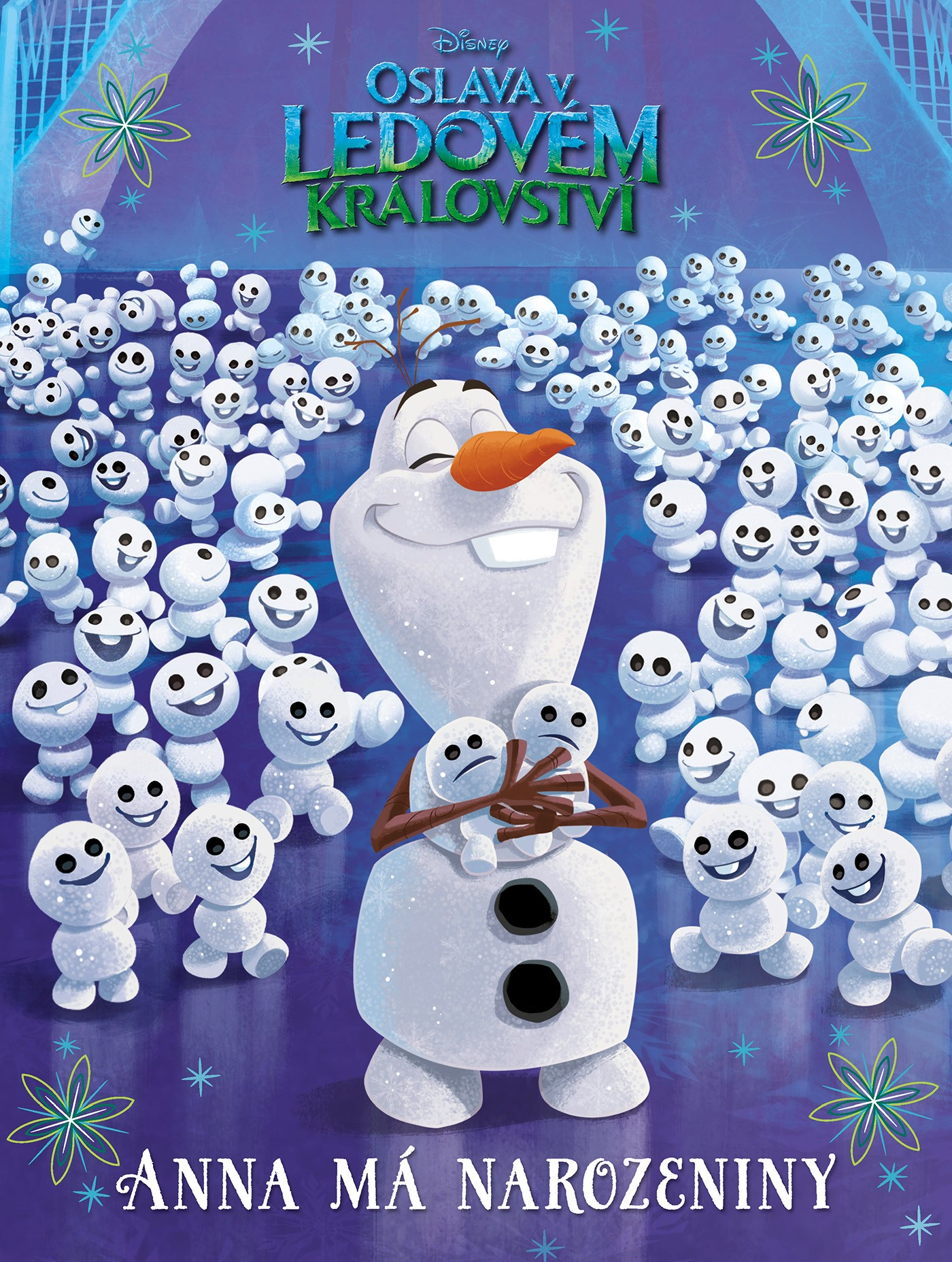 Ledové království - Oslava v Ledovém království   kolektiv