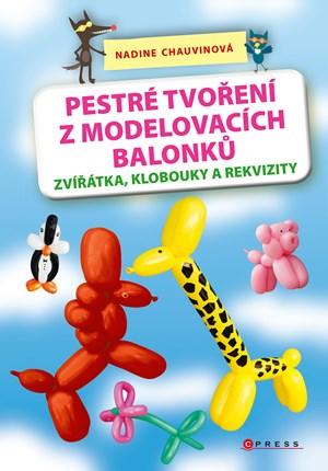 Pestré tvoření z modelovacích balonků