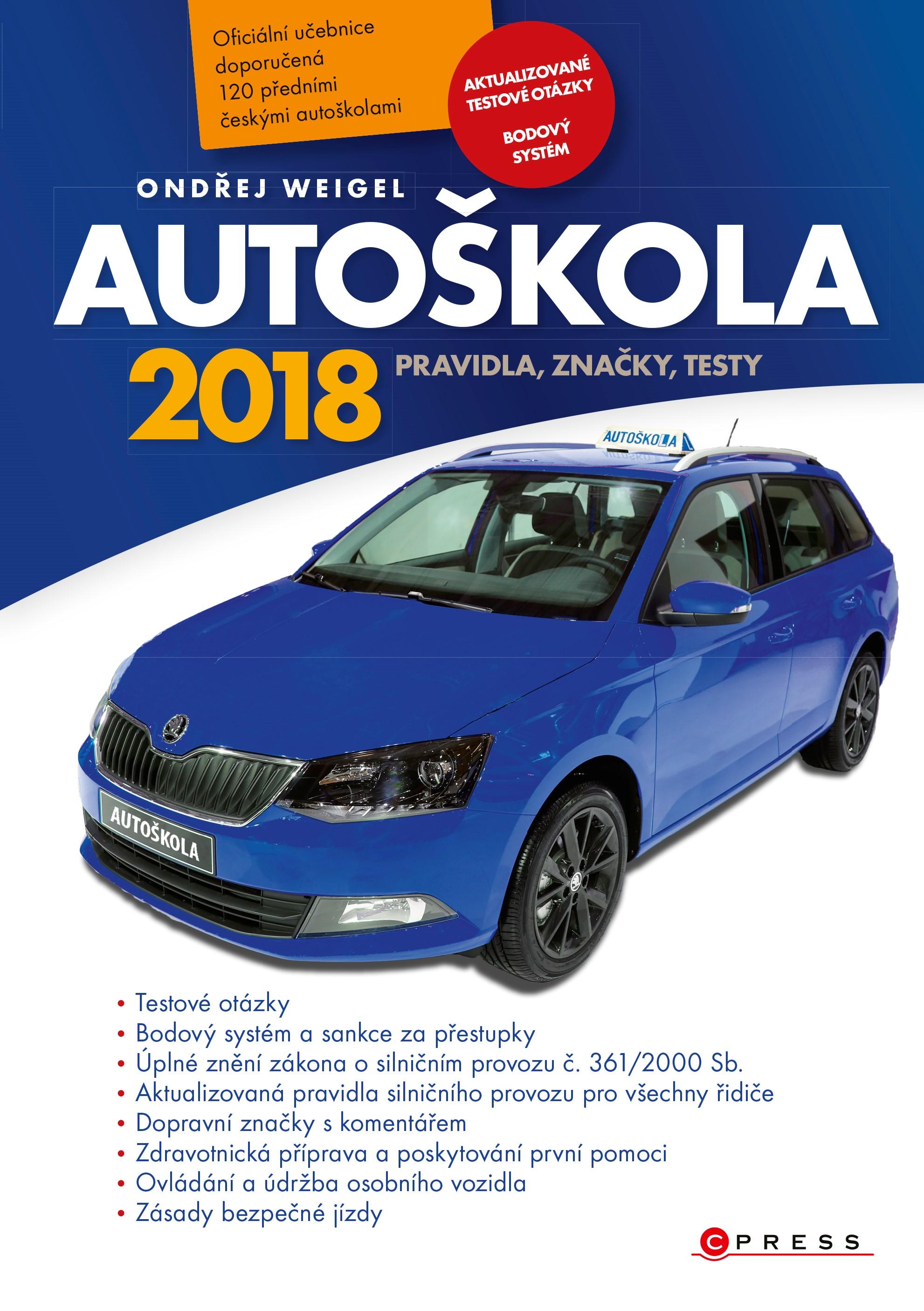 Autoškola 2018 | Ondřej Weigel