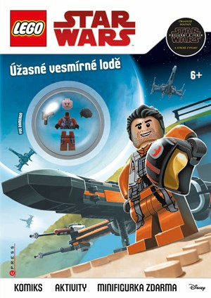 LEGO® Star Wars™ Úžasné vesmírné lodě