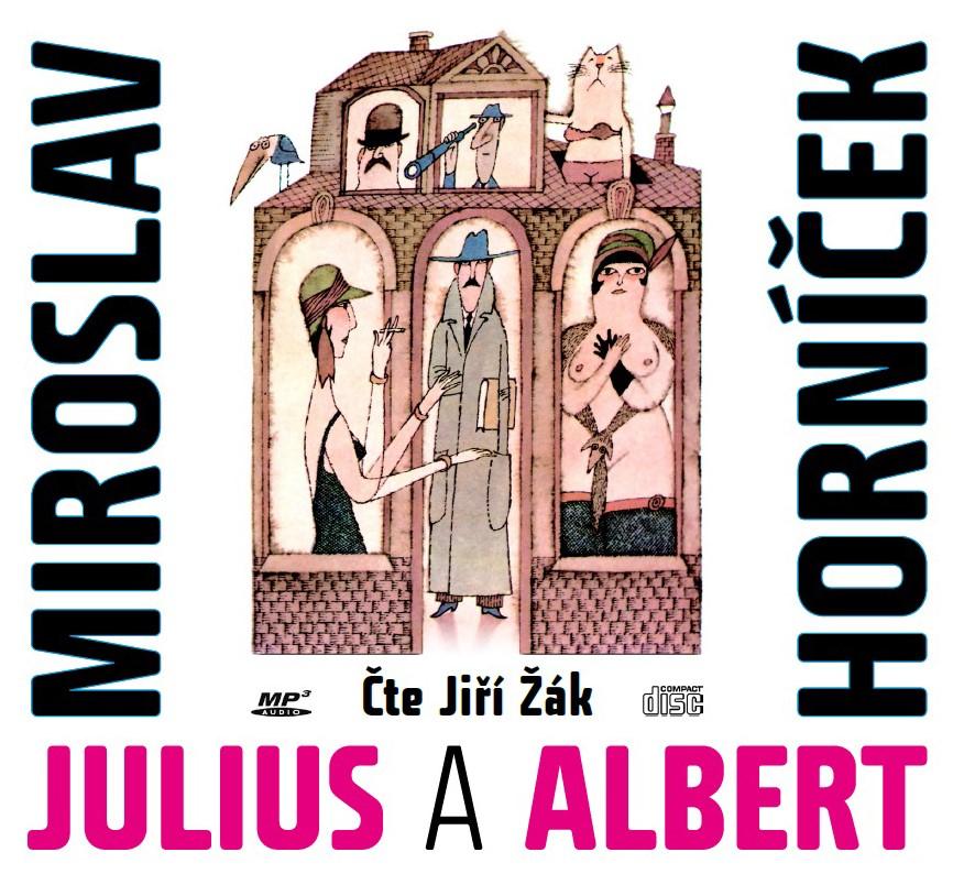 Julius a Albert (audiokniha)