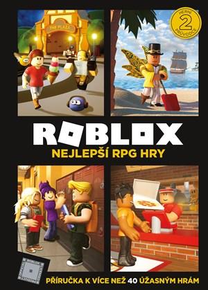 Roblox - Nejlepší RPG Hry