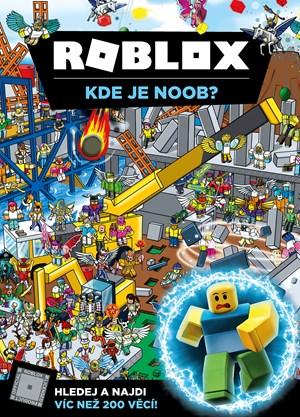 Roblox - Kde je Noob?