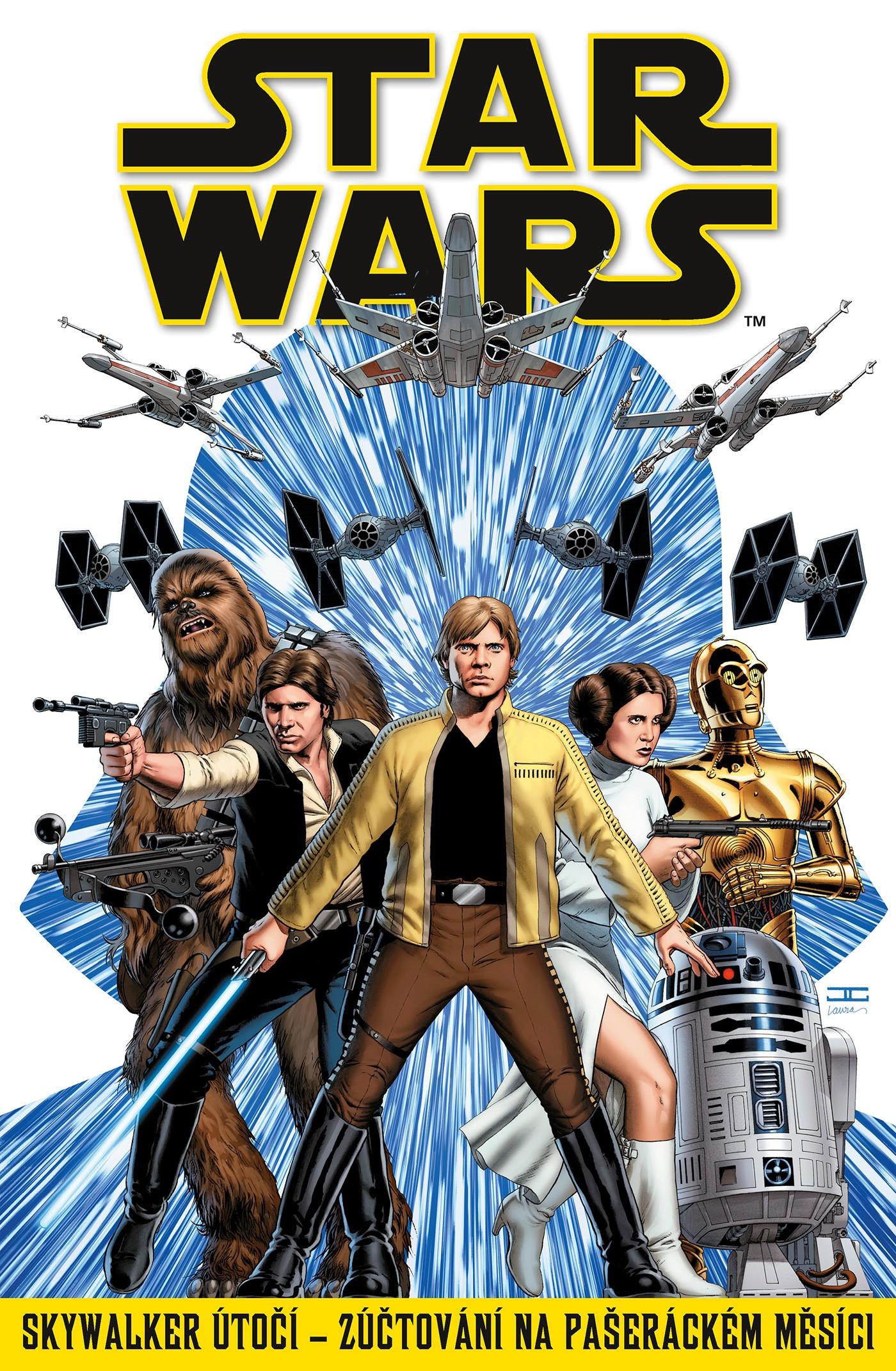Star Wars - Skywalker útočí - Zúčtování na pašeráckém měsíci