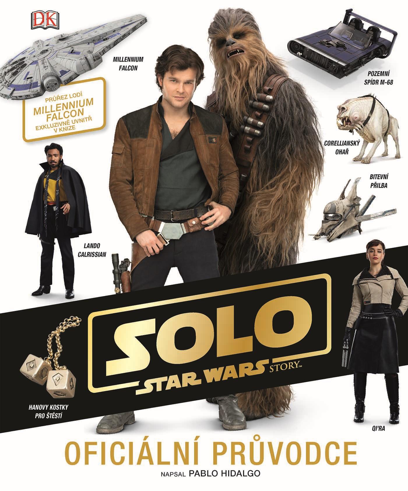 Star Wars - Han Solo Oficiální průvodce