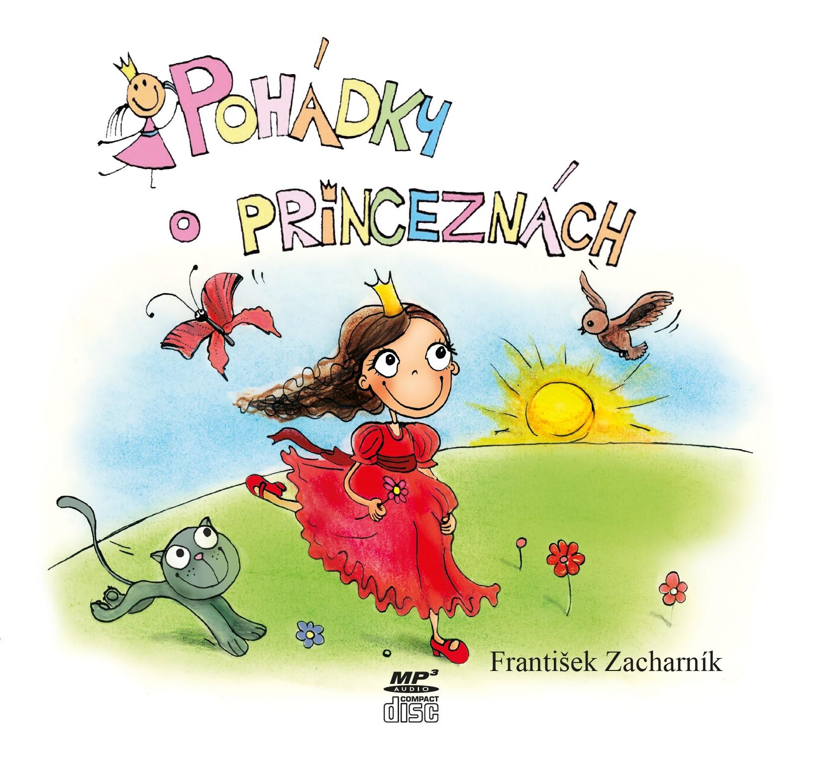 Pohádky o princeznách (audiokniha pro děti)