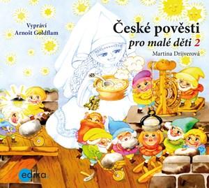 České pověsti pro malé děti 2 (audiokniha pro děti)