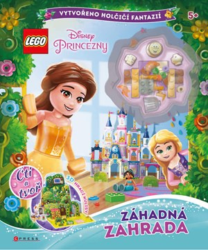 LEGO® Disney Princezny: Záhadná zahrada