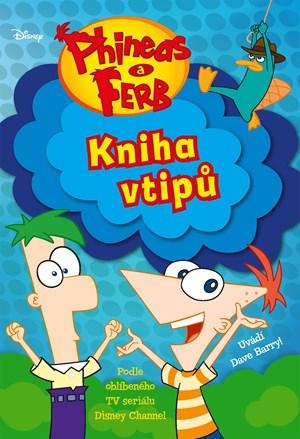 Phineas a Ferb – Kniha vtipů