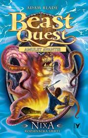 Nixa, rozsévačka smrti - Beast Quest (19)