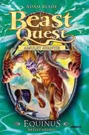 Equinus, neživý hřebec - Beast Quest (20)