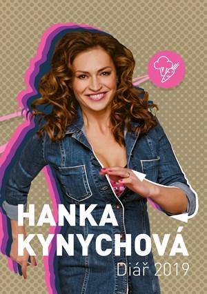 Hanka Kynychová Diář 2019