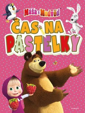 Máša a medvěd - Čas na pastelky