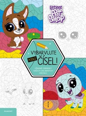 Littlest Pet Shop - Vybarvujte podle čísel!