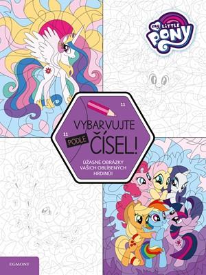 My Little Pony -Vybarvujte podle čísel!